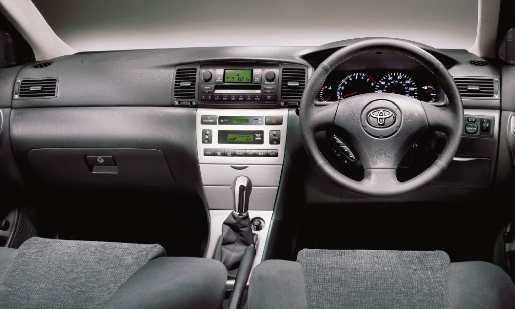 Ford Fusion Sport >> Toyota Yaris Verso (2000 - 2005) Features, Equipment and ...