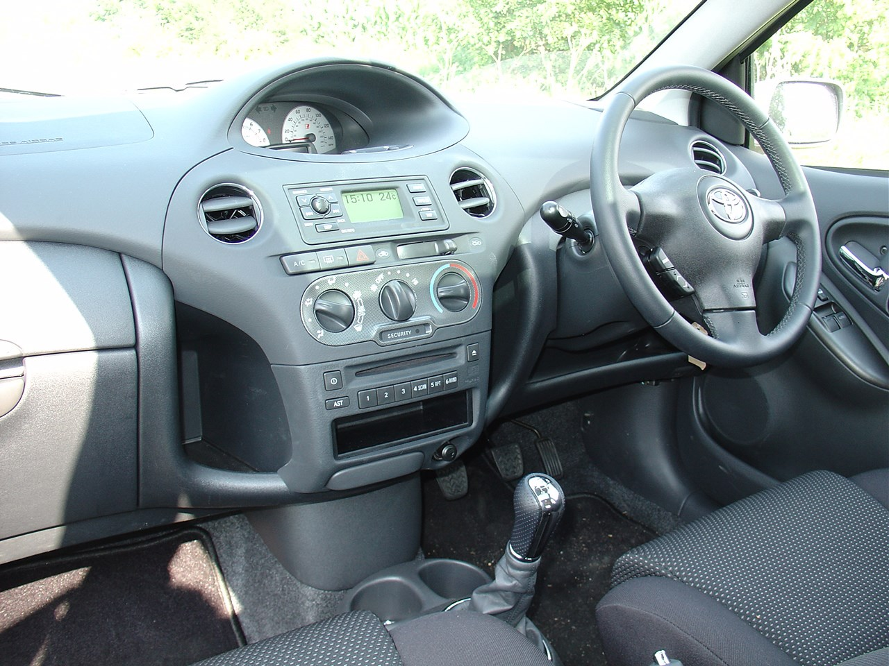 Used Toyota Yaris T Sport 2001 2005 Review Parkers