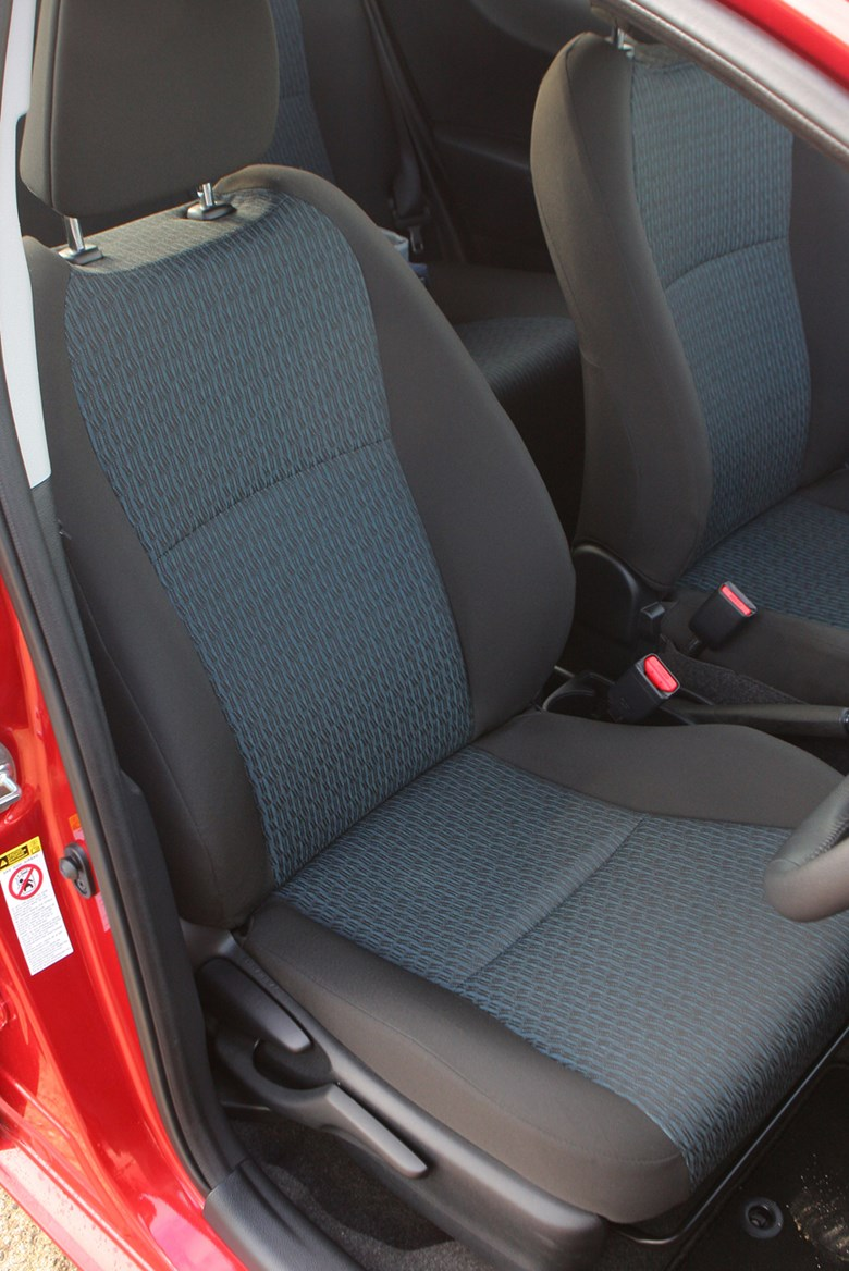 toyota yaris hatchback review