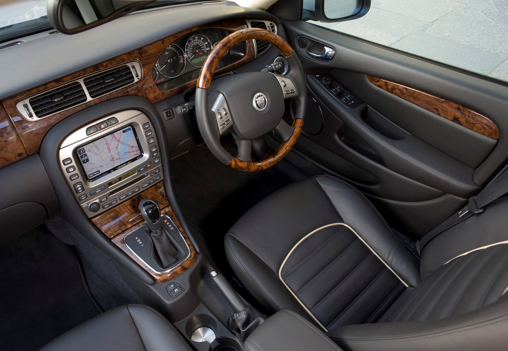 2009 jaguar x type specs