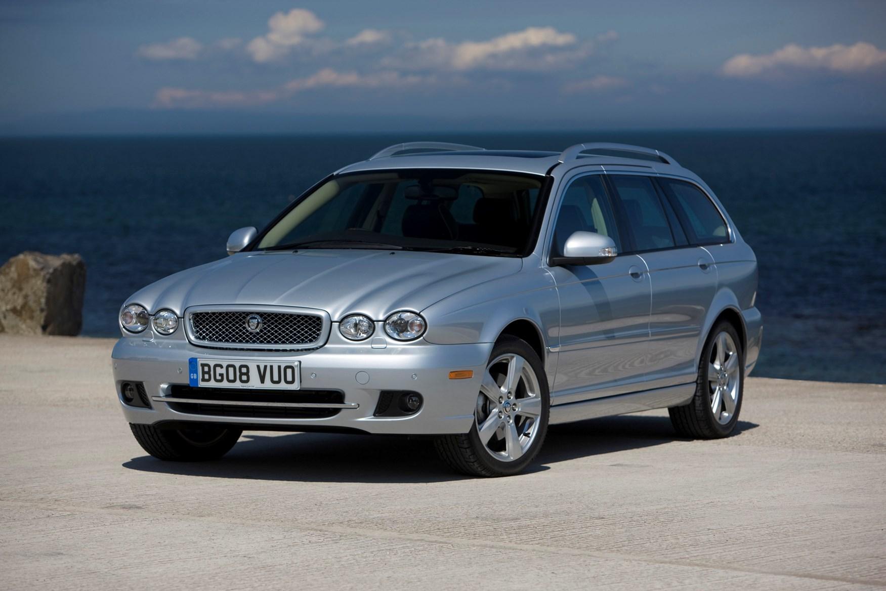 jaguar x type estate 2004 2010 running costs parkers. Black Bedroom Furniture Sets. Home Design Ideas