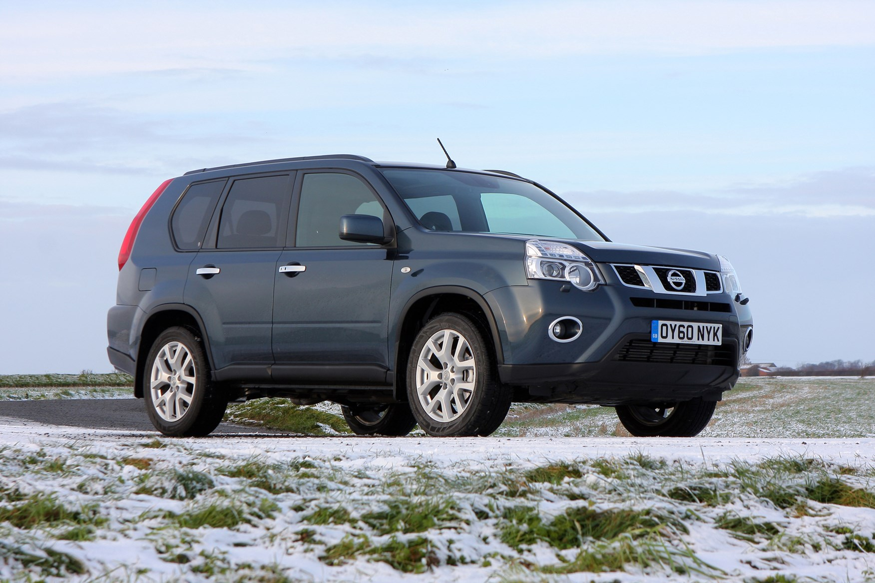 nissan x trail station wagon 2007 2014 running costs parkers. Black Bedroom Furniture Sets. Home Design Ideas