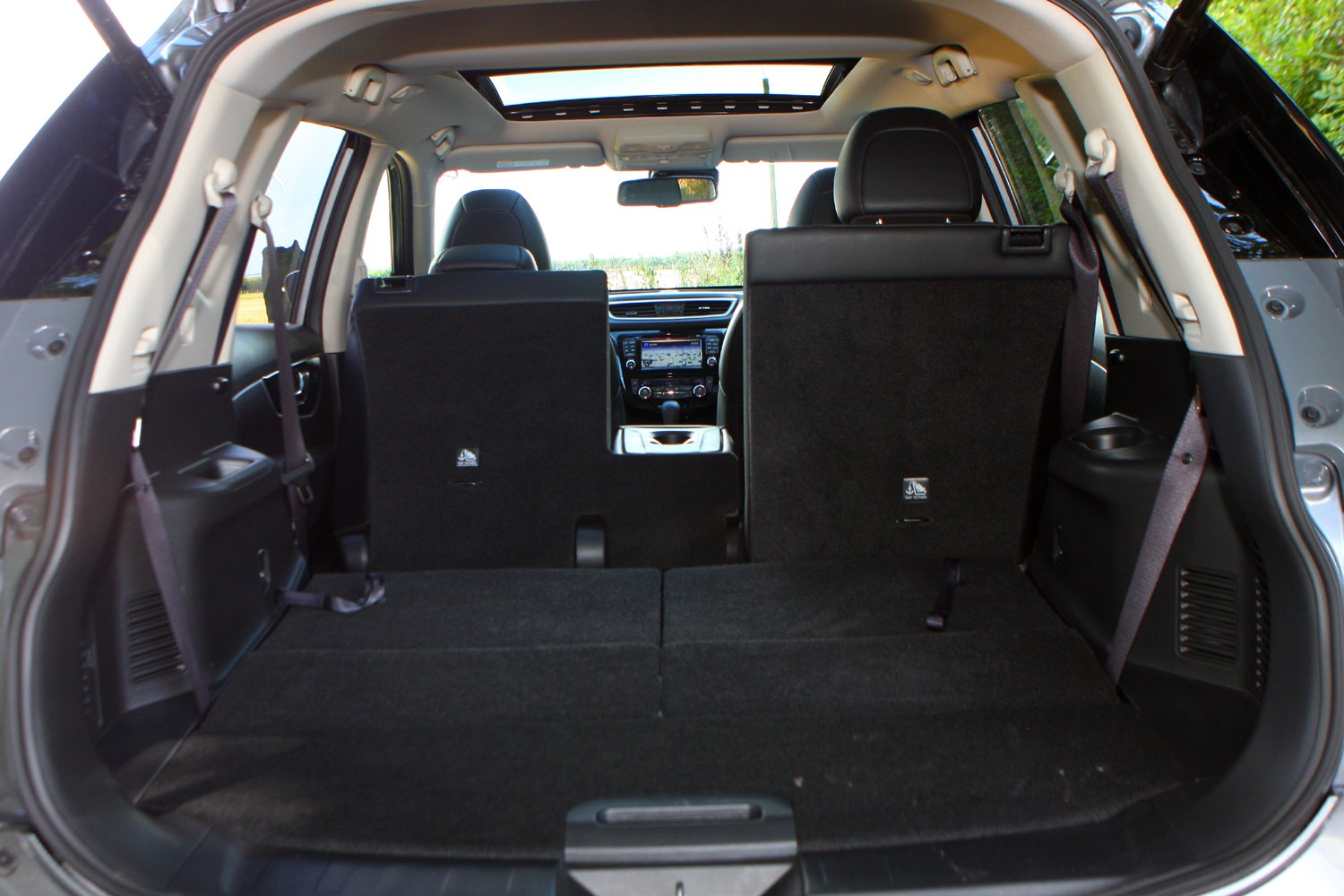 nissan x trail suv review parkers. Black Bedroom Furniture Sets. Home Design Ideas