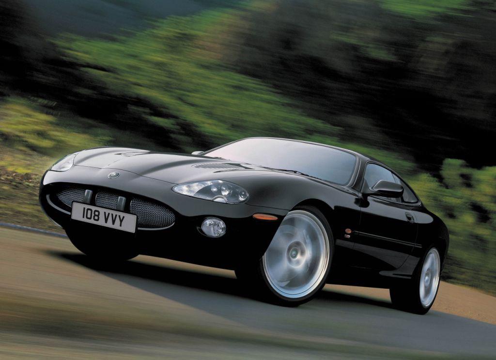 Jaguar xk8 2003
