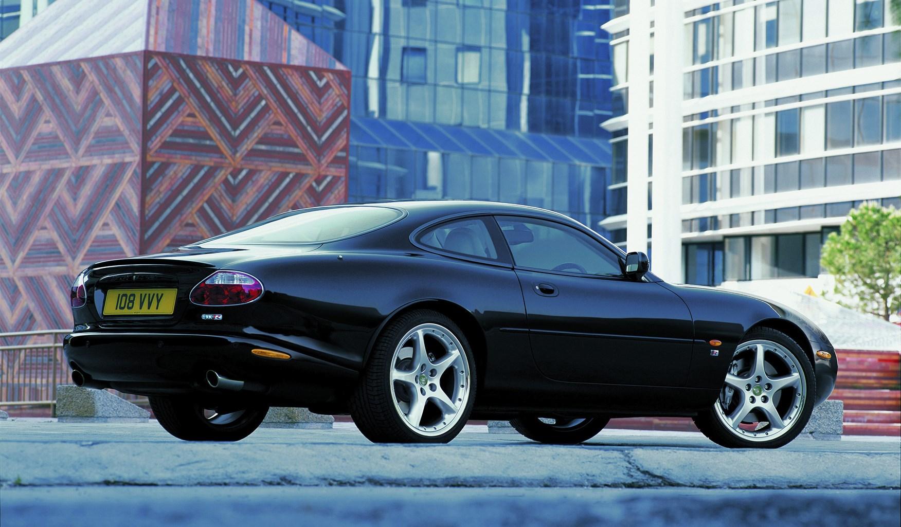 jaguar xk8 coup review 1996 2005 parkers. Black Bedroom Furniture Sets. Home Design Ideas