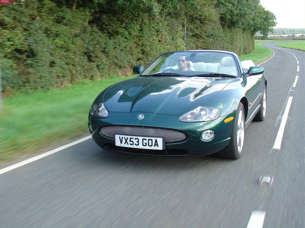 Used Jaguar XK8 Convertible (1996 - 2005) Review   Parkers
