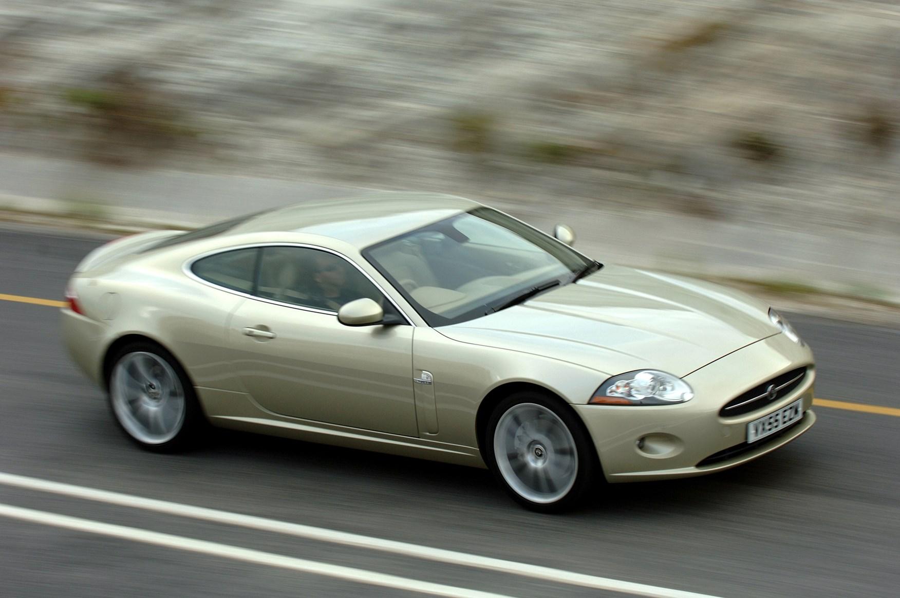 Used Jaguar Xk Coupe 2006 2014 Review Parkers