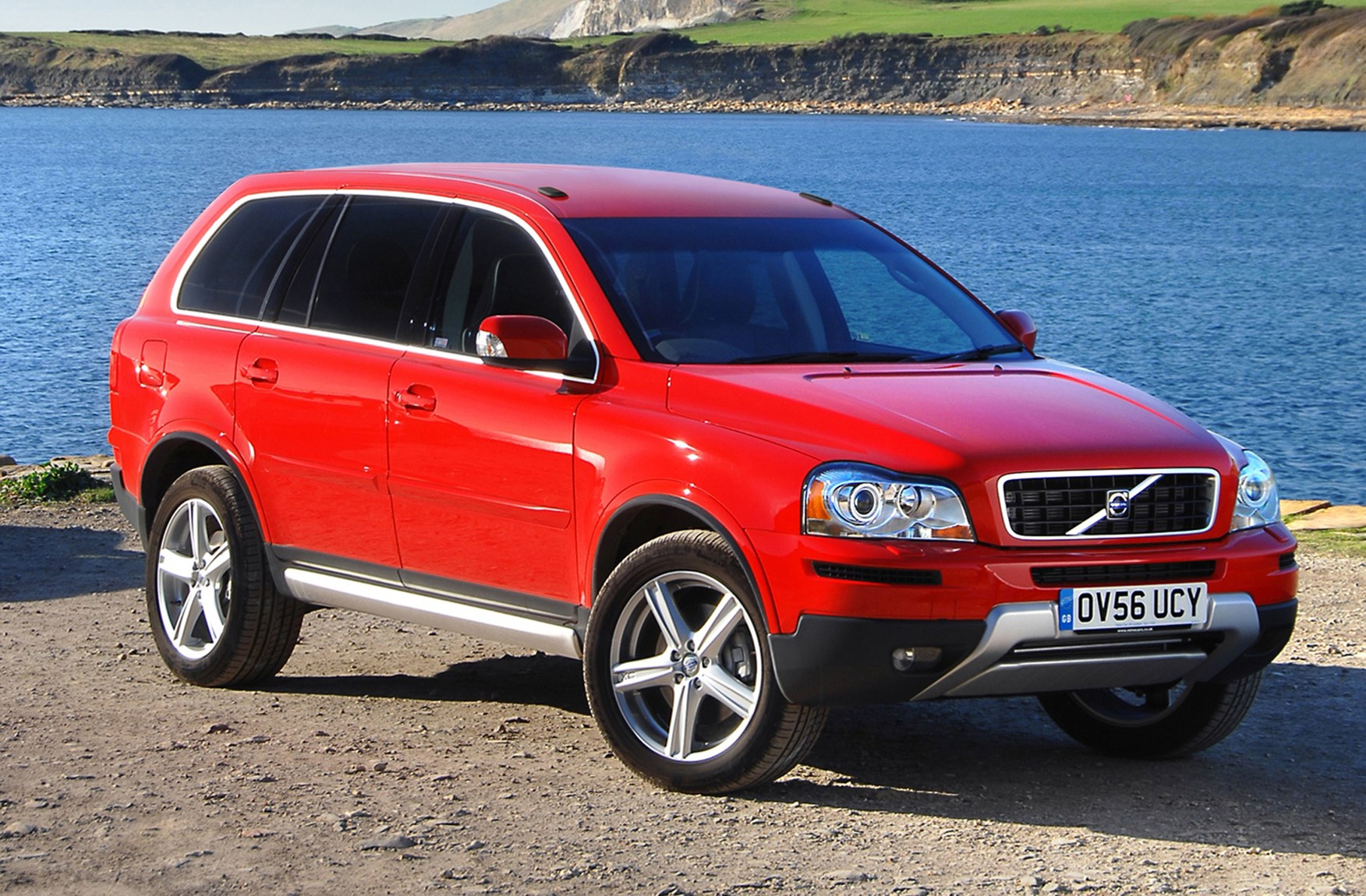 Used Volvo XC90 Estate (2002 - 2014) Review | Parkers