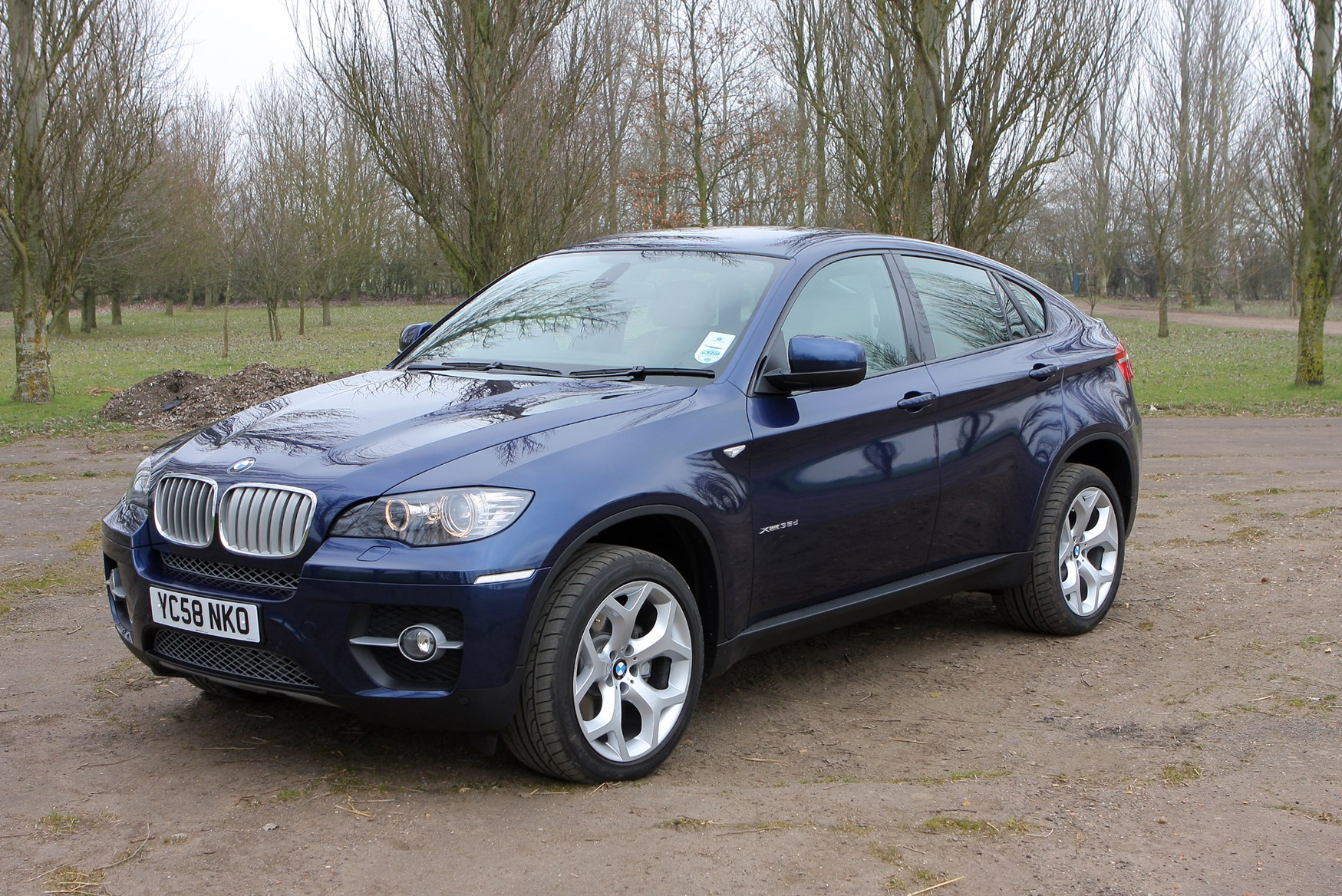 Bmw X6 Estate 2008 2014 Photos Parkers