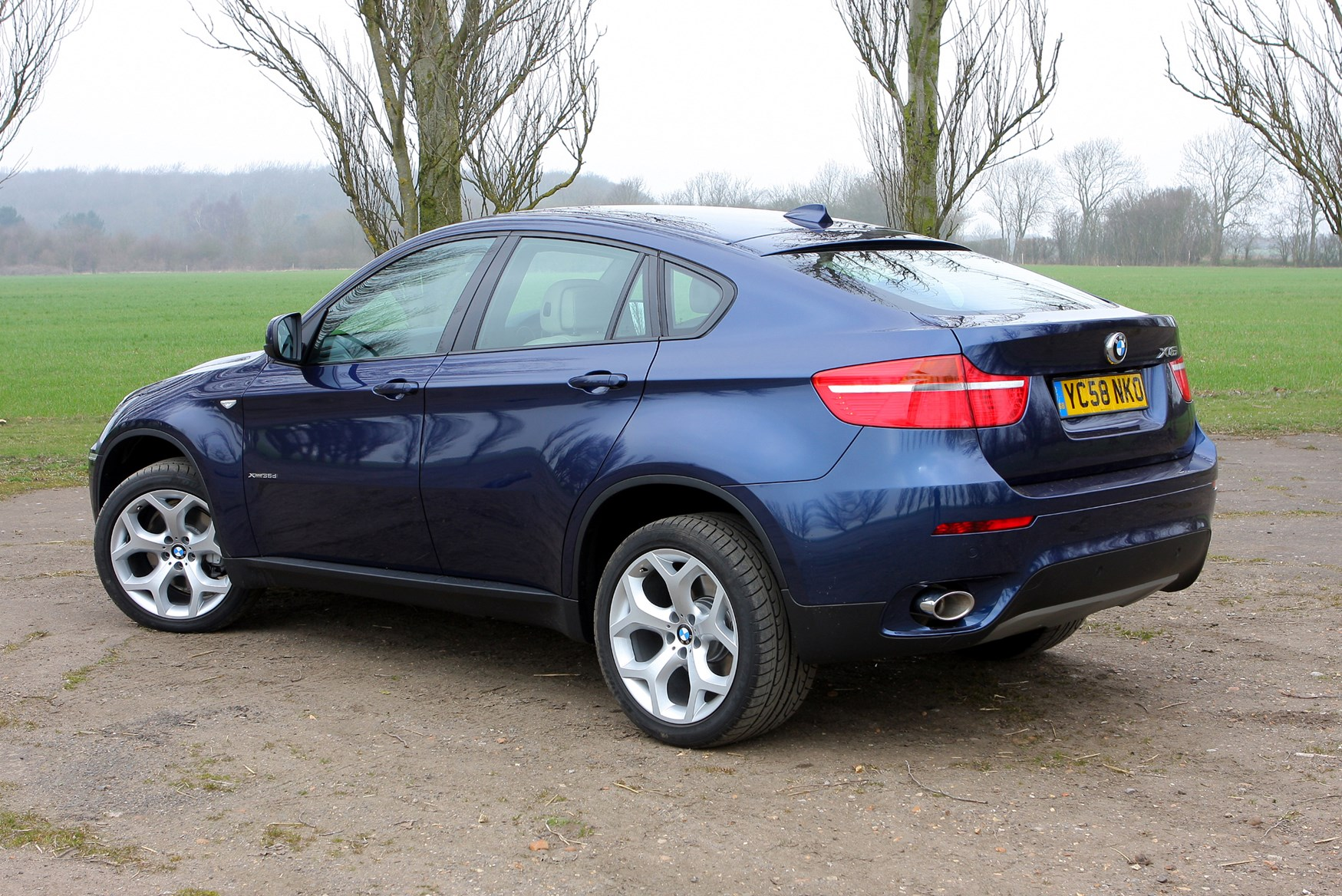 Used Bmw X6 Estate 2008 2014 Review Parkers