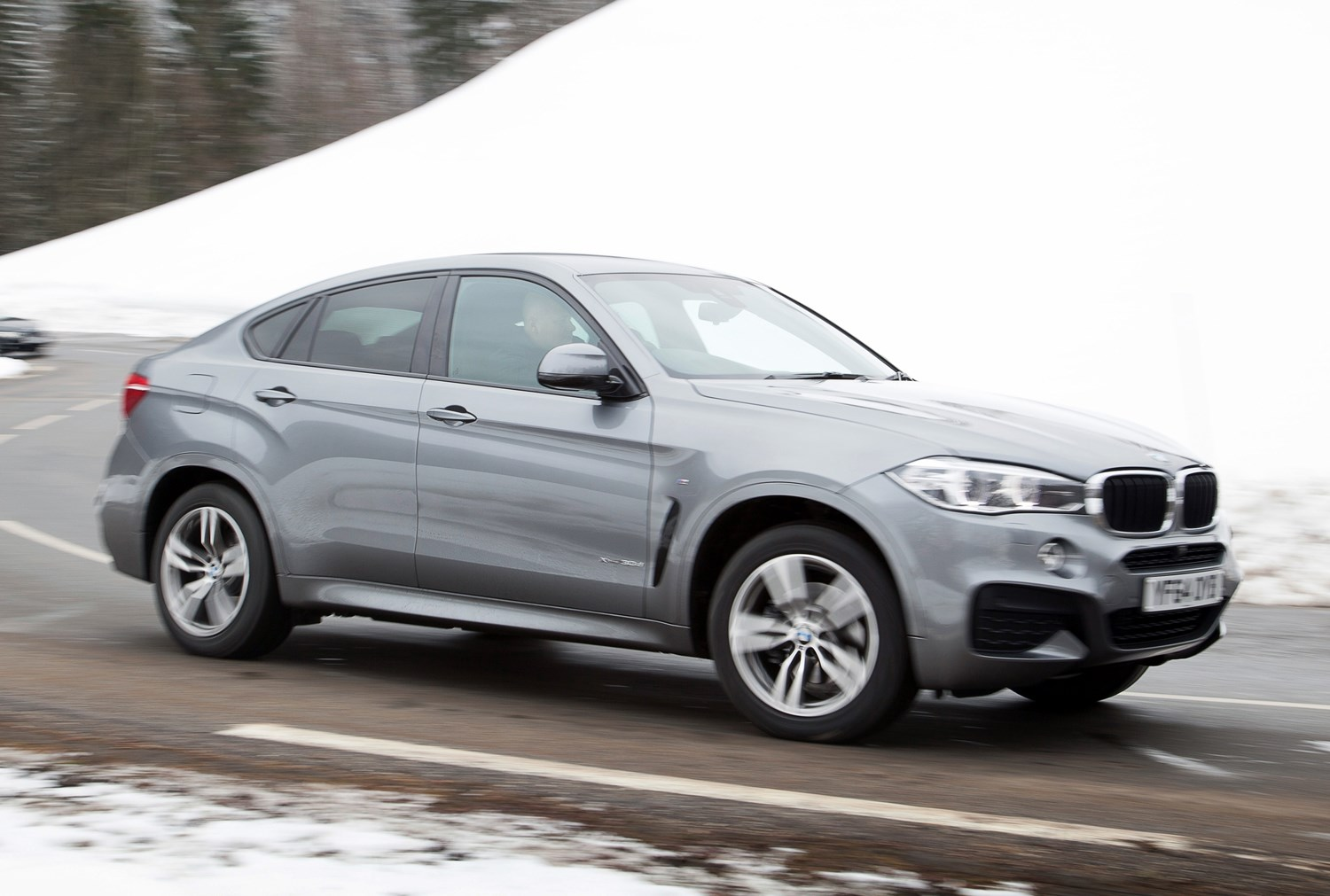 Bmw X6 2019 Mpg Running Costs Economy Amp Co2 Parkers