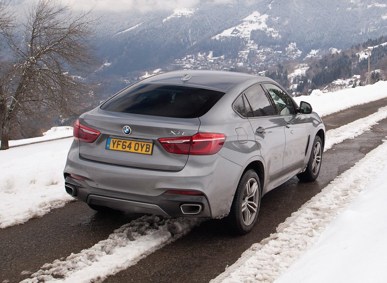 BMW X6 4x4 Review (2014 - ) | Parkers