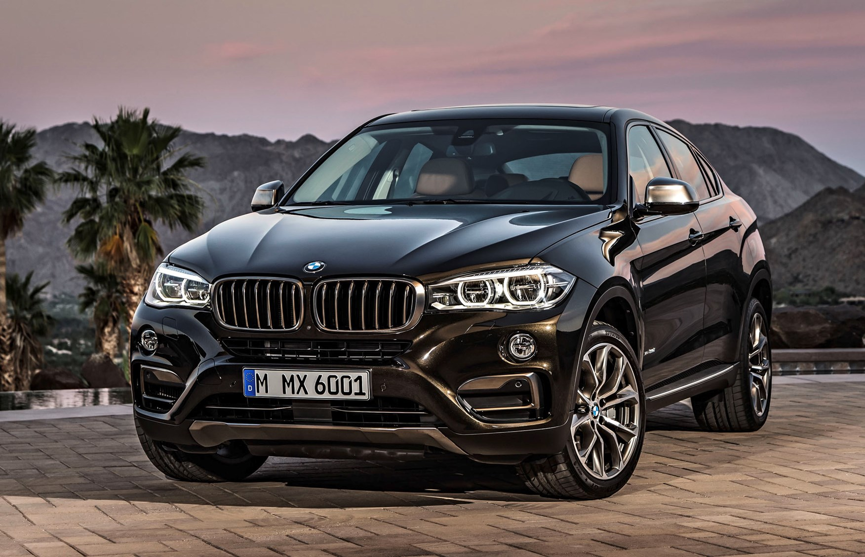 bmw x6 4x4 review 2014 parkers. Black Bedroom Furniture Sets. Home Design Ideas