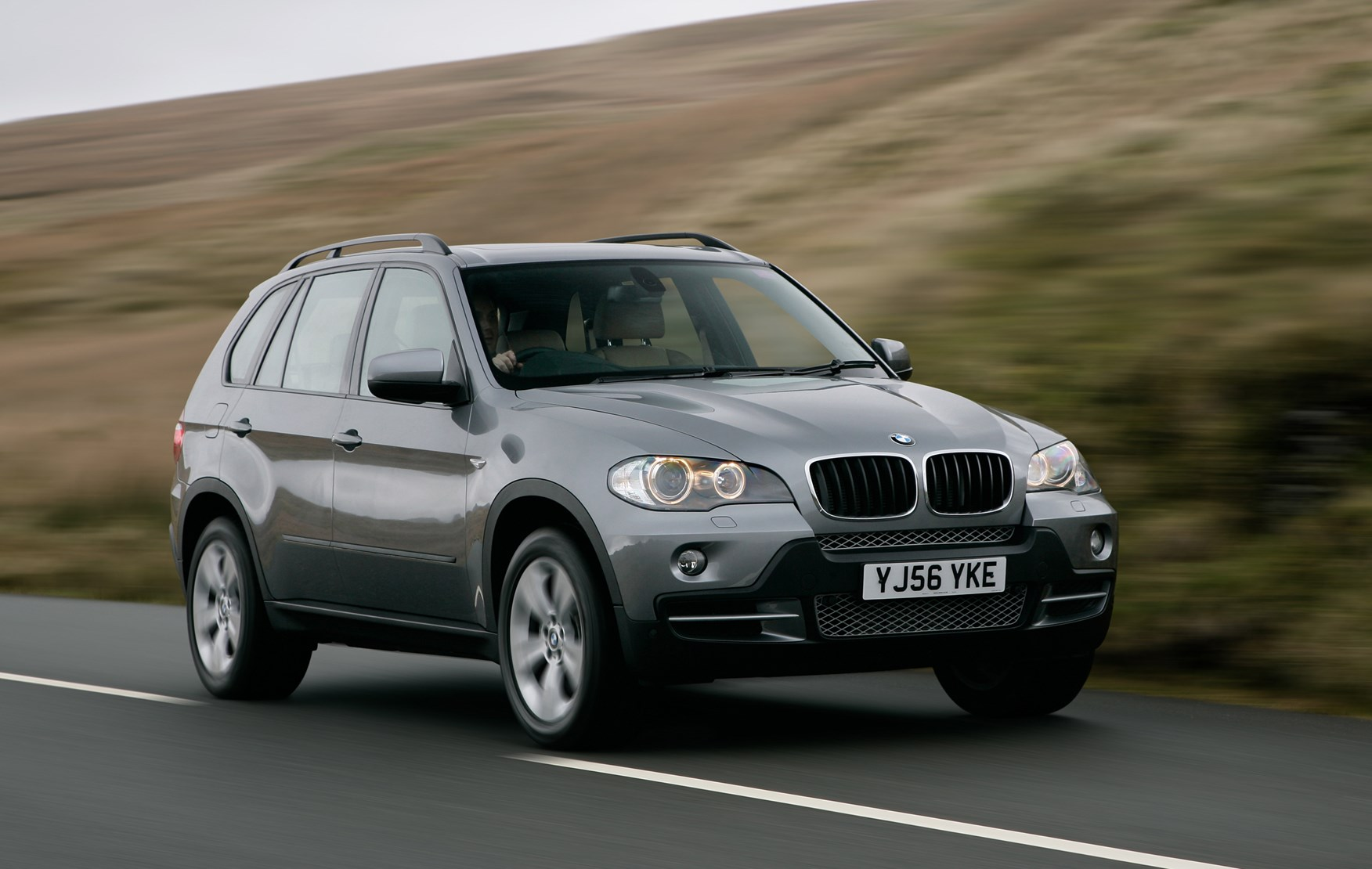 Bmw X5 Estate Review 2007 2013 Parkers Diagram Of Engine Bay