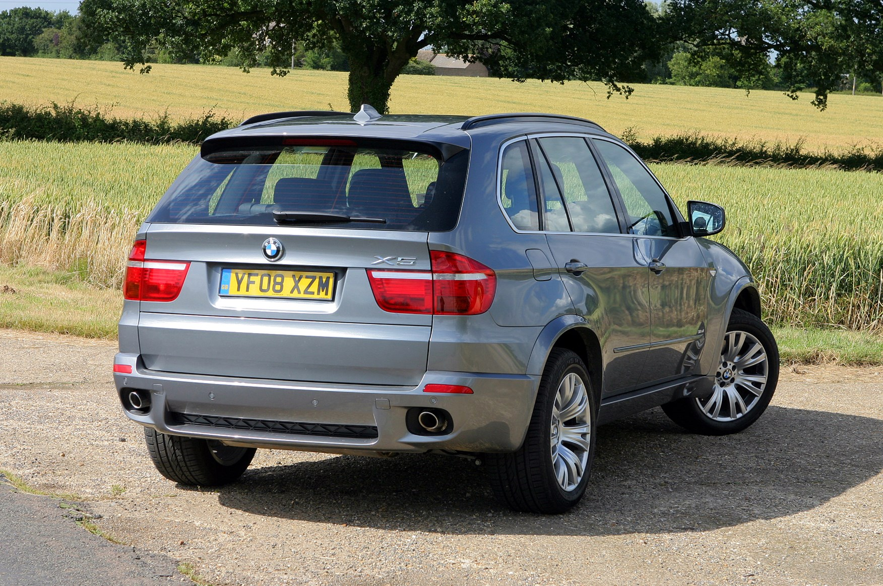 Bmw X5 Estate Review 2007 2013 Parkers