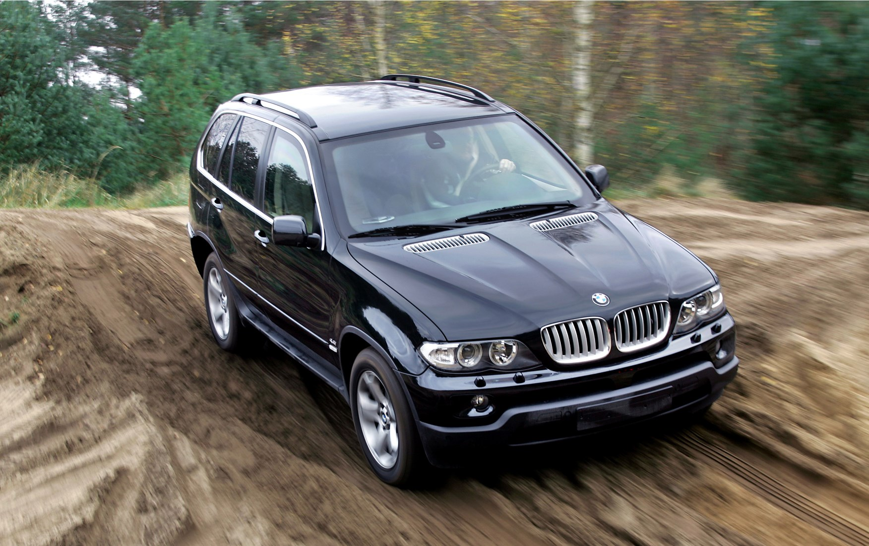 bmw x5 estate review 2000 2006 parkers. Black Bedroom Furniture Sets. Home Design Ideas