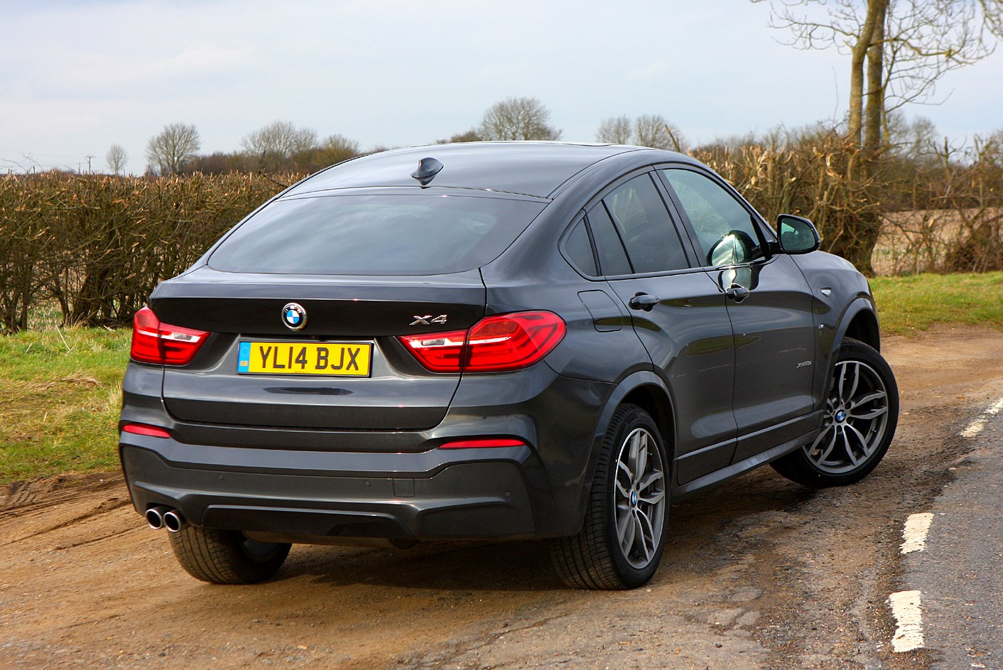 Bmw X4 Estate Review 2014 2018 Parkers