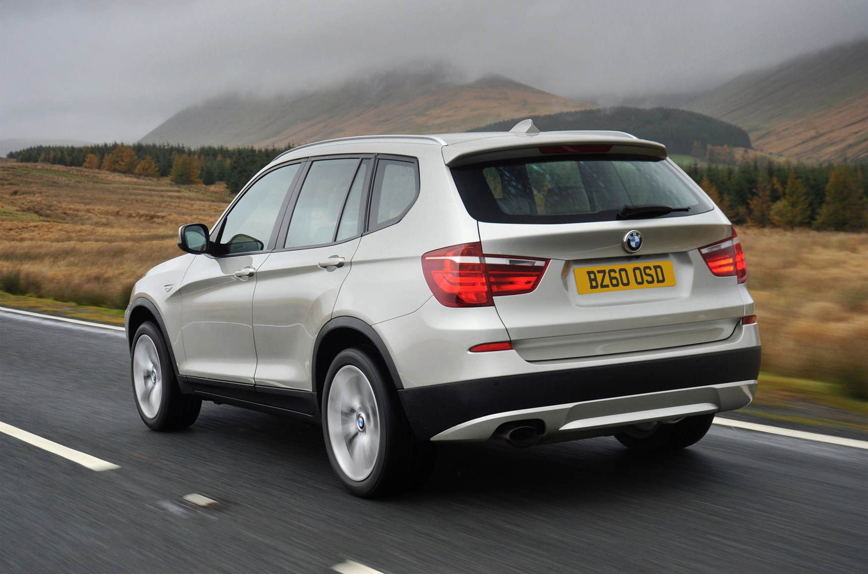 Bmw X3 Estate 2011 2017 Buying And Selling Parkers