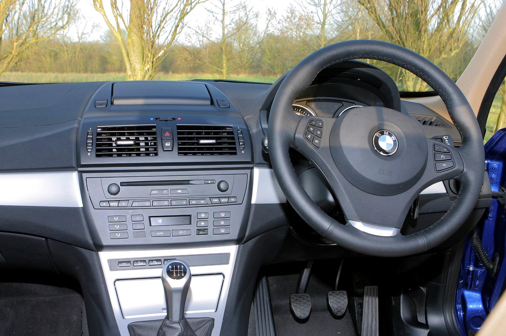 BMW X3 Estate Review 2004 2010