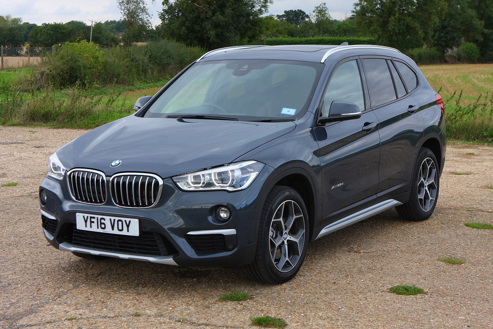 Bmw X1 Suv Review Parkers