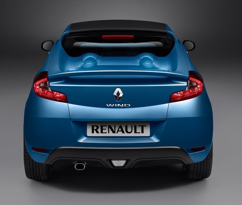 Renault Wind Hatchback Review (2010 - 2012)