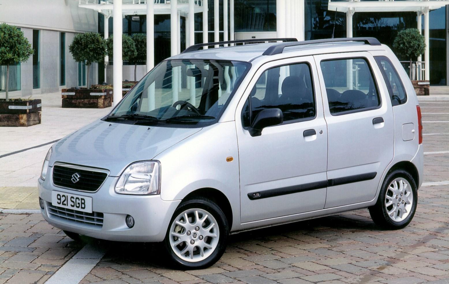 Suzuki Wagon R Estate Review 2000 2007 Parkers