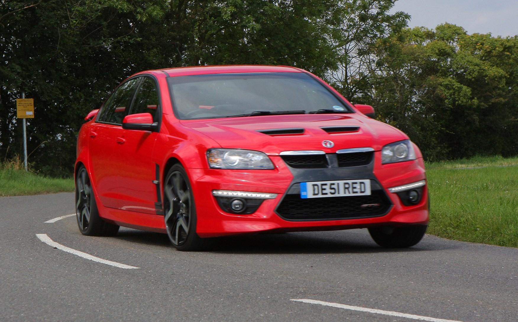 Vauxhall vauxhall vxr8 estate : Vauxhall VXR8 Saloon Review (2011 - ) | Parkers