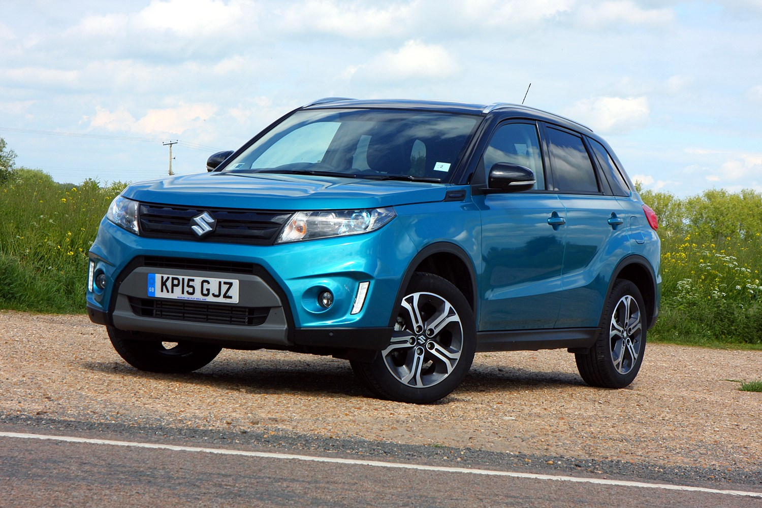suzuki vitara 4x4 review 2015 parkers. Black Bedroom Furniture Sets. Home Design Ideas