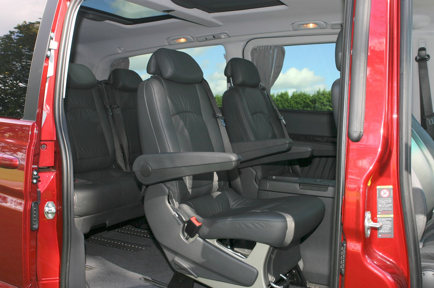 Mercedes viano review