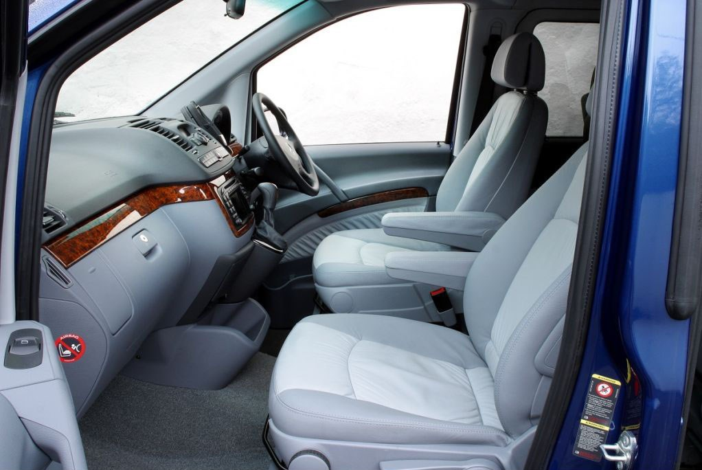 mercedes benz viano estate 2004 2014 features. Black Bedroom Furniture Sets. Home Design Ideas