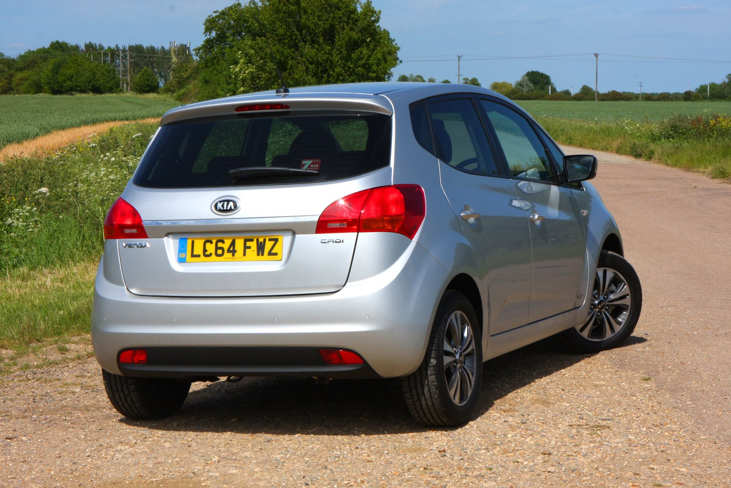 Kia Venga Estate Review (2010 - ) | Parkers