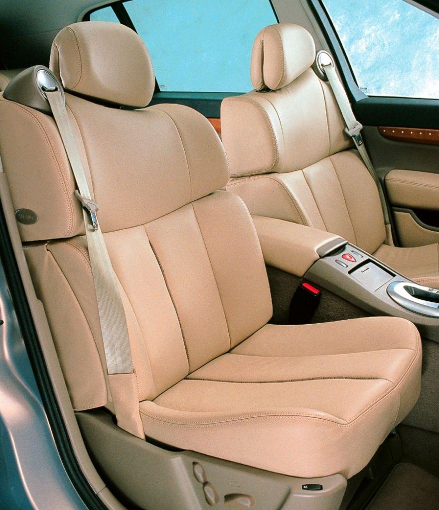 Renault Vel Satis Hatchback Review (2002 - 2004)