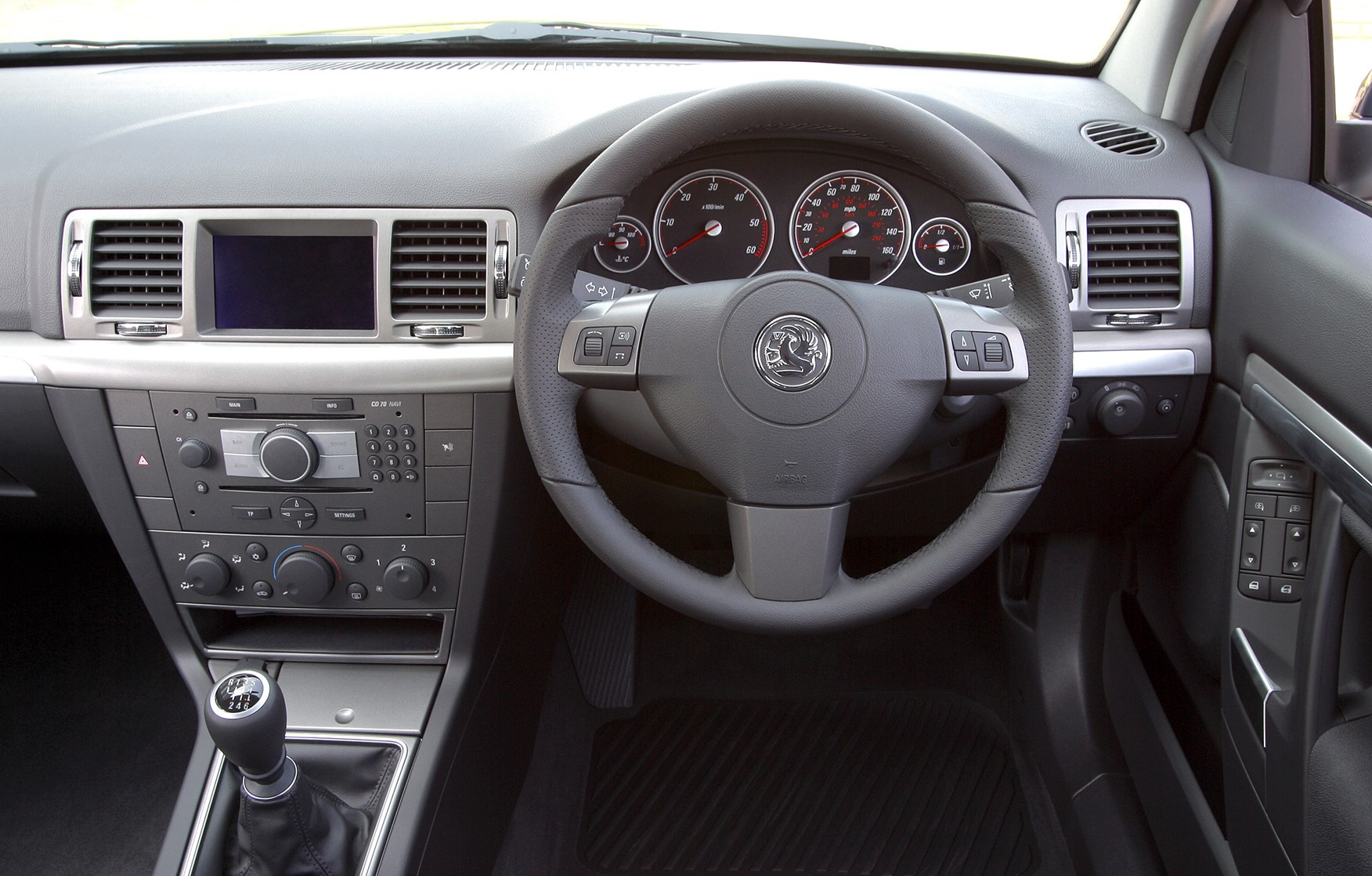 Used Vauxhall Vectra Hatchback 2005 2008 Review Parkers