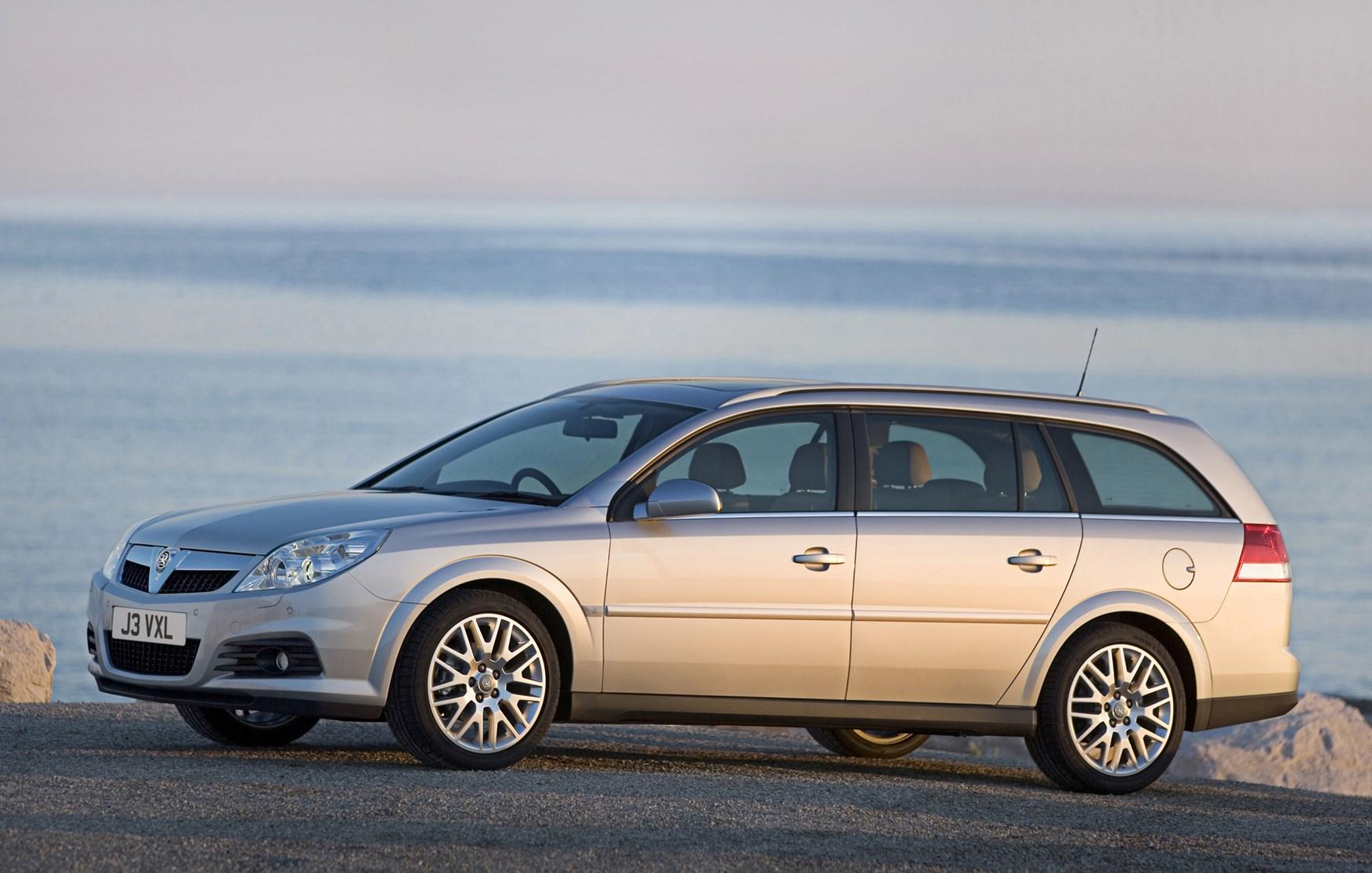 Elite Auto Credit >> Vauxhall Vectra Estate Review (2005 - 2008) | Parkers