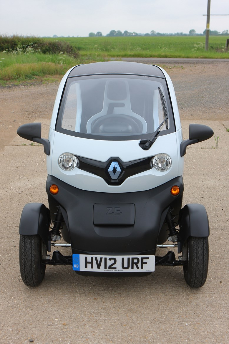 renault twizy coupe 2012 buying and selling parkers. Black Bedroom Furniture Sets. Home Design Ideas