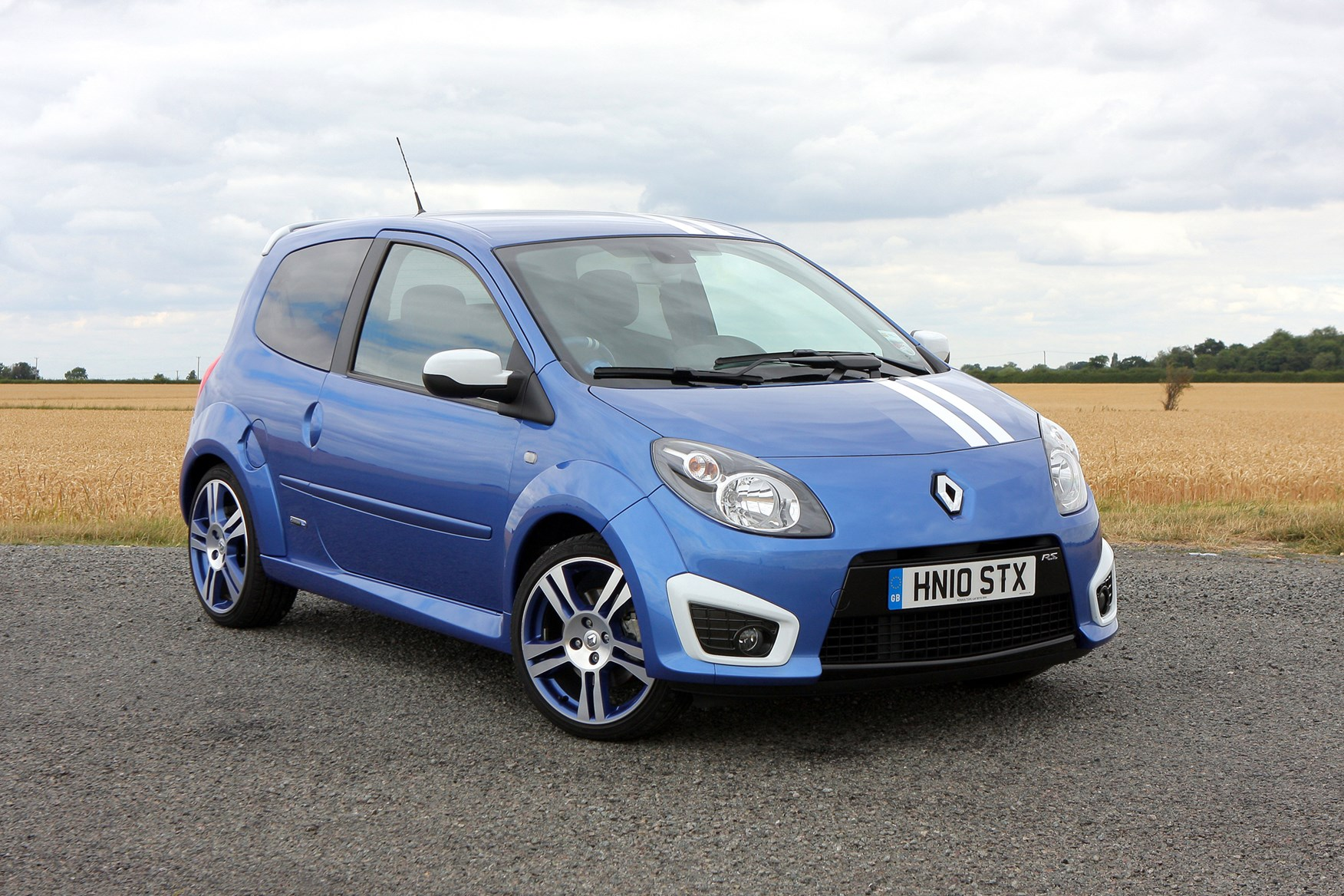 Used Renault Twingo Renaultsport (2008 - 2013) Review | Parkers