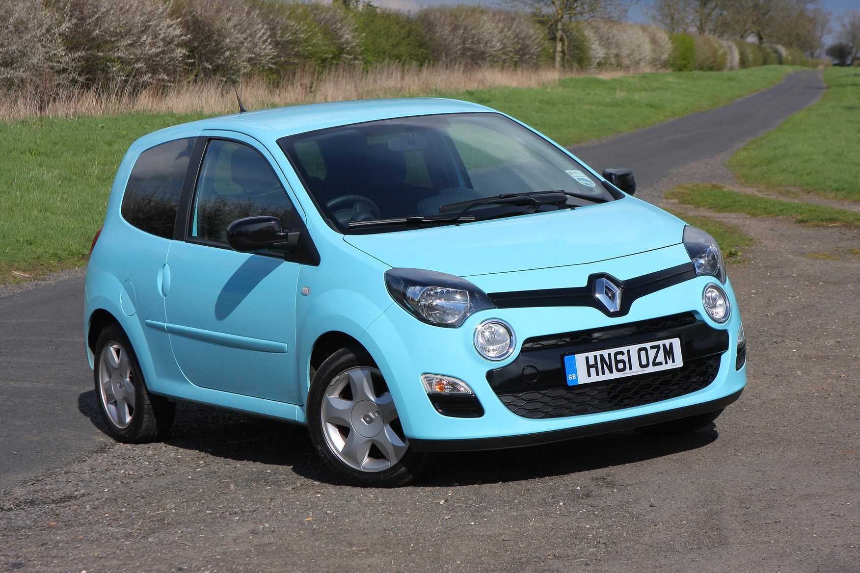 renault twingo hatchback review 2007 2014 parkers. Black Bedroom Furniture Sets. Home Design Ideas