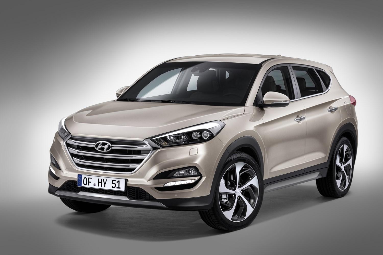 Hyundai Tucson Review (2019) | Parkers