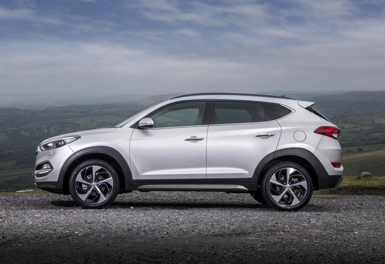 Hyundai Tucson Estate 2015 Running Costs Parkers