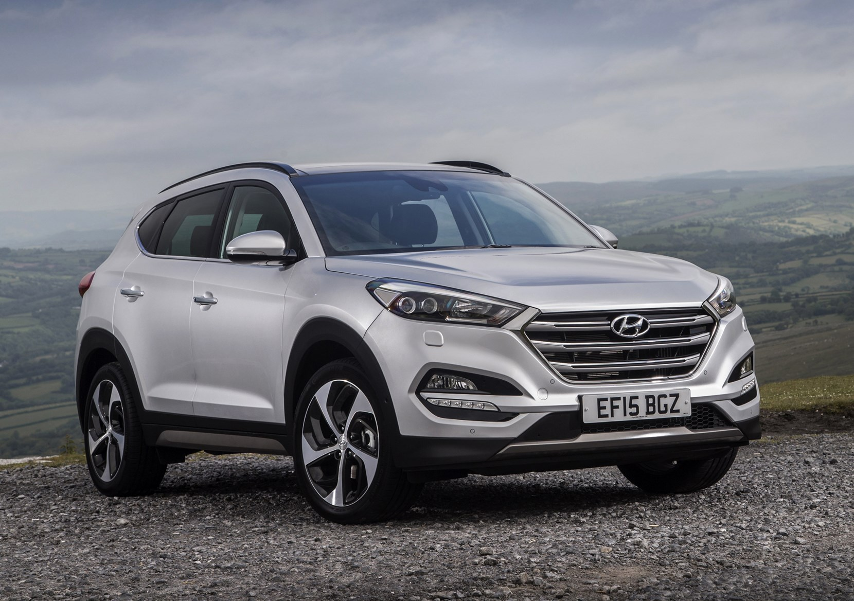 hyundai tucson suv review running costs parkers. Black Bedroom Furniture Sets. Home Design Ideas