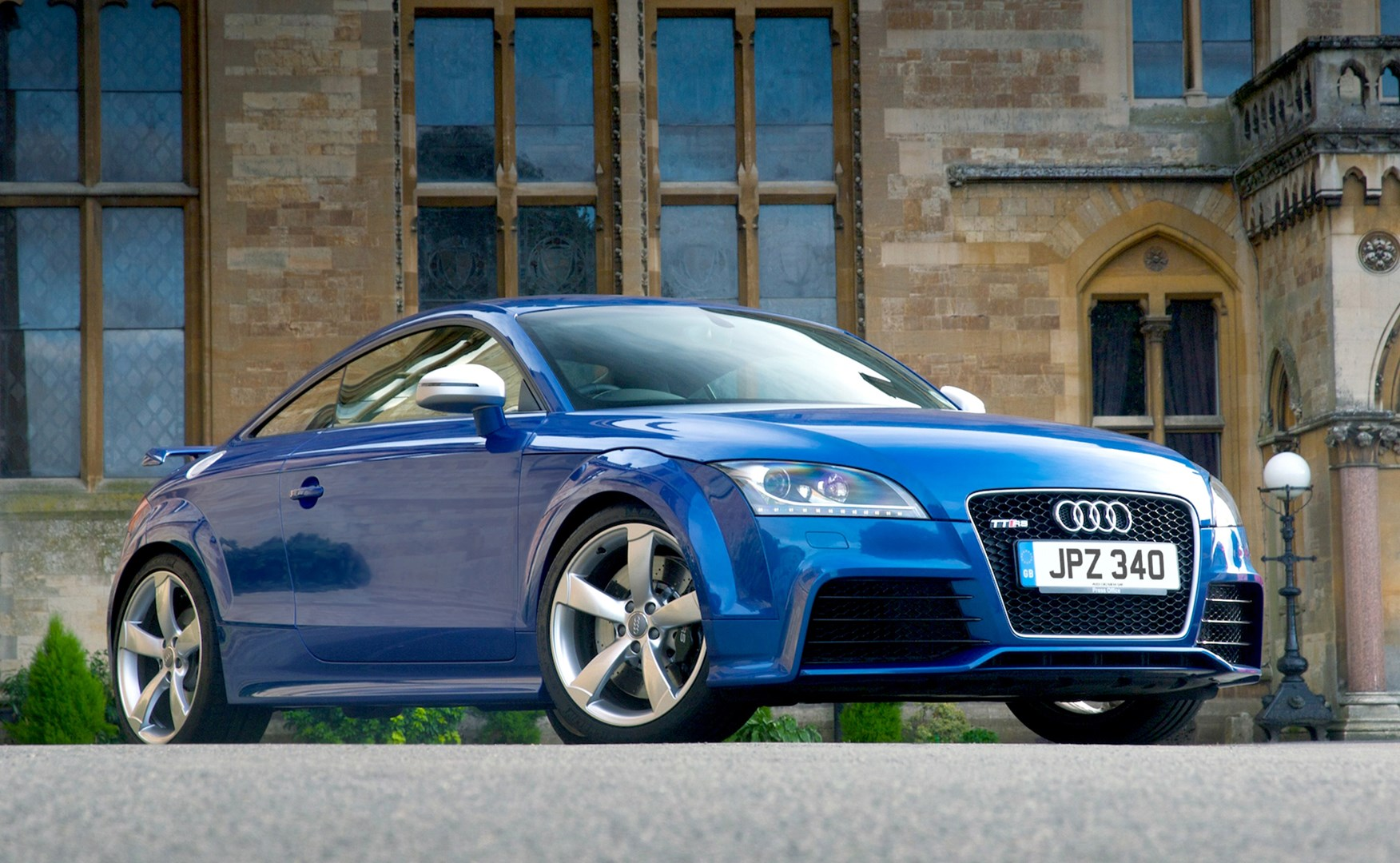 Used Audi TT RS (2009 - 2014) Review   Parkers