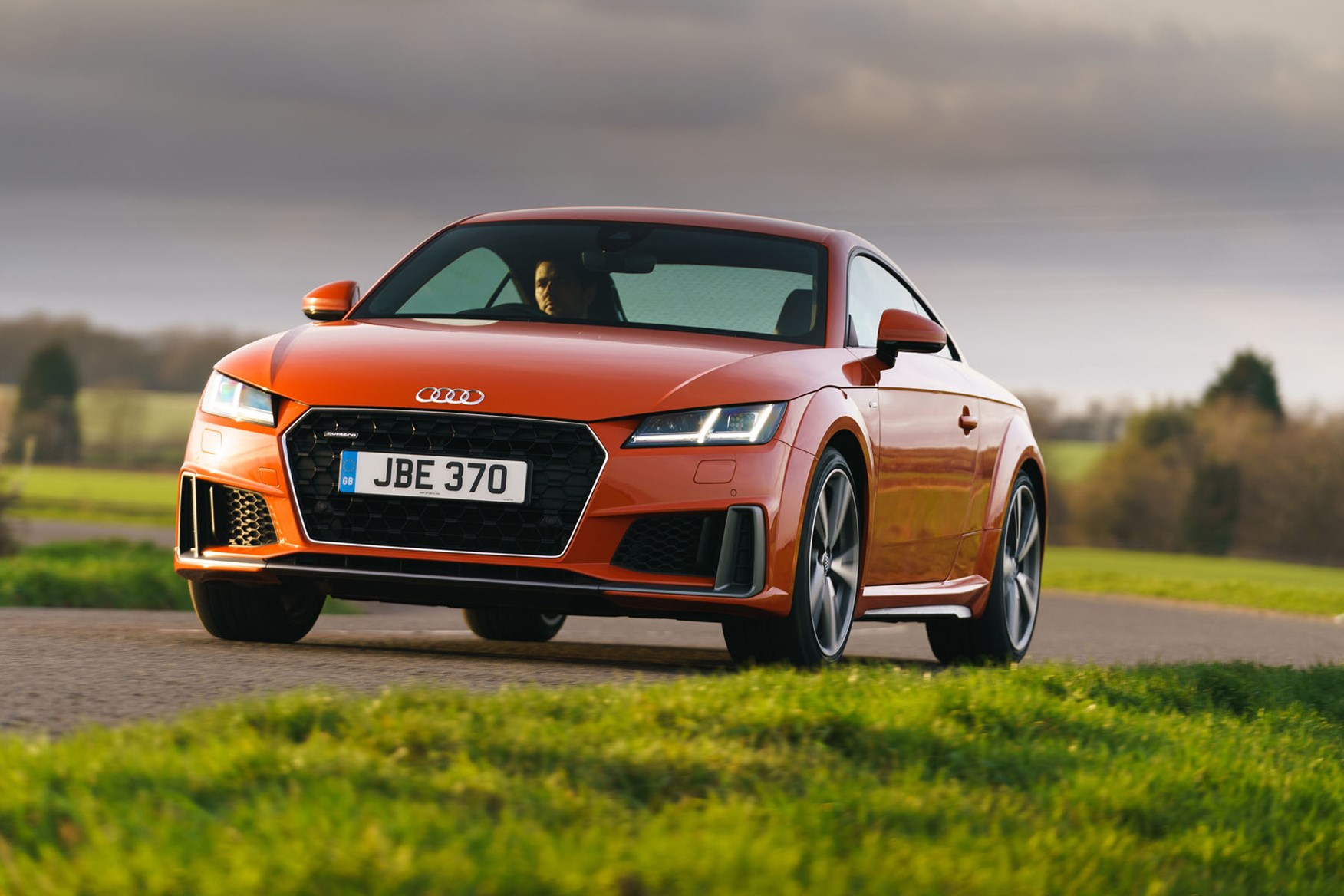 audi tt coupe review running costs and reliability parkers. Black Bedroom Furniture Sets. Home Design Ideas