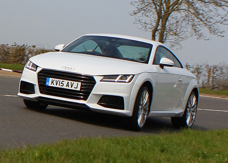 audi tt coup 2014 running costs parkers. Black Bedroom Furniture Sets. Home Design Ideas