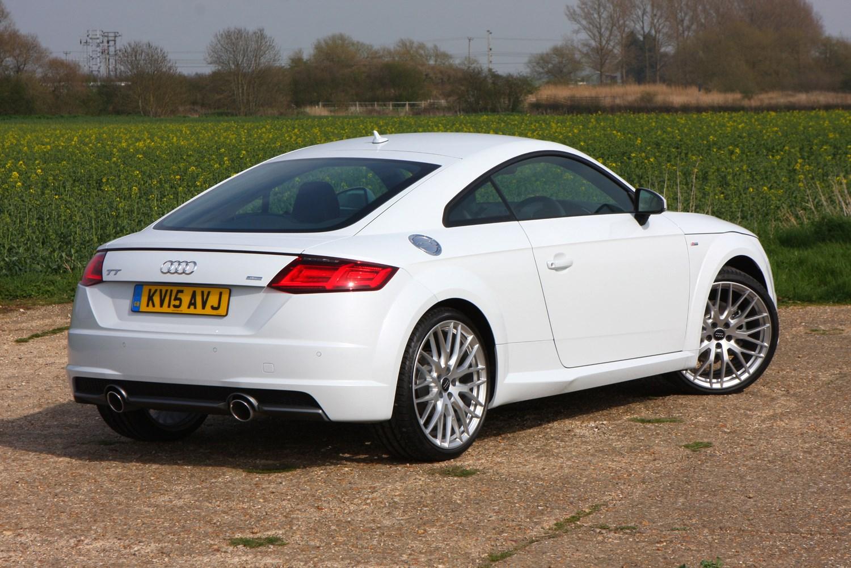 Audi Tt For Sale Used Audi Tt Cars Parkers Autos Post