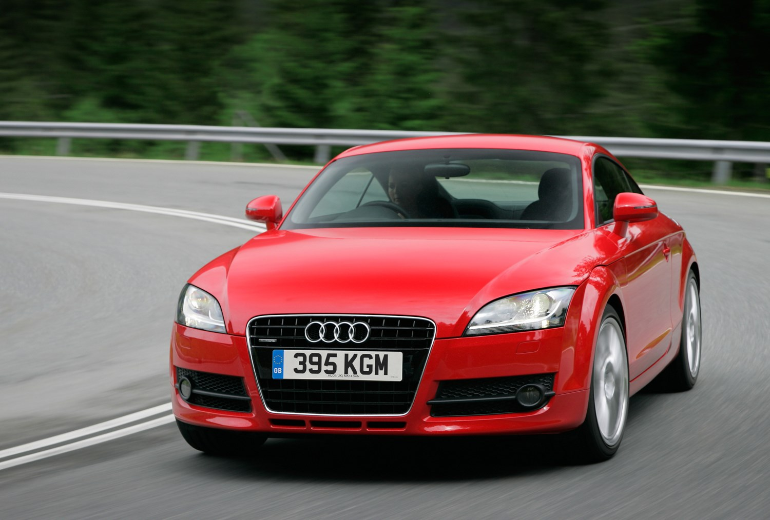 Used Audi TT Coupe (2006 - 2014) Review | Parkers