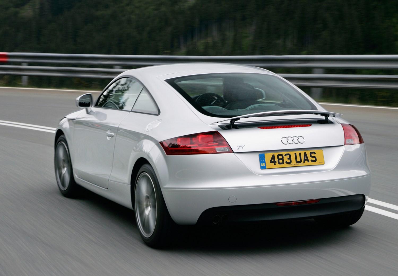 Audi TT Coupé Review (2006 - 2014)
