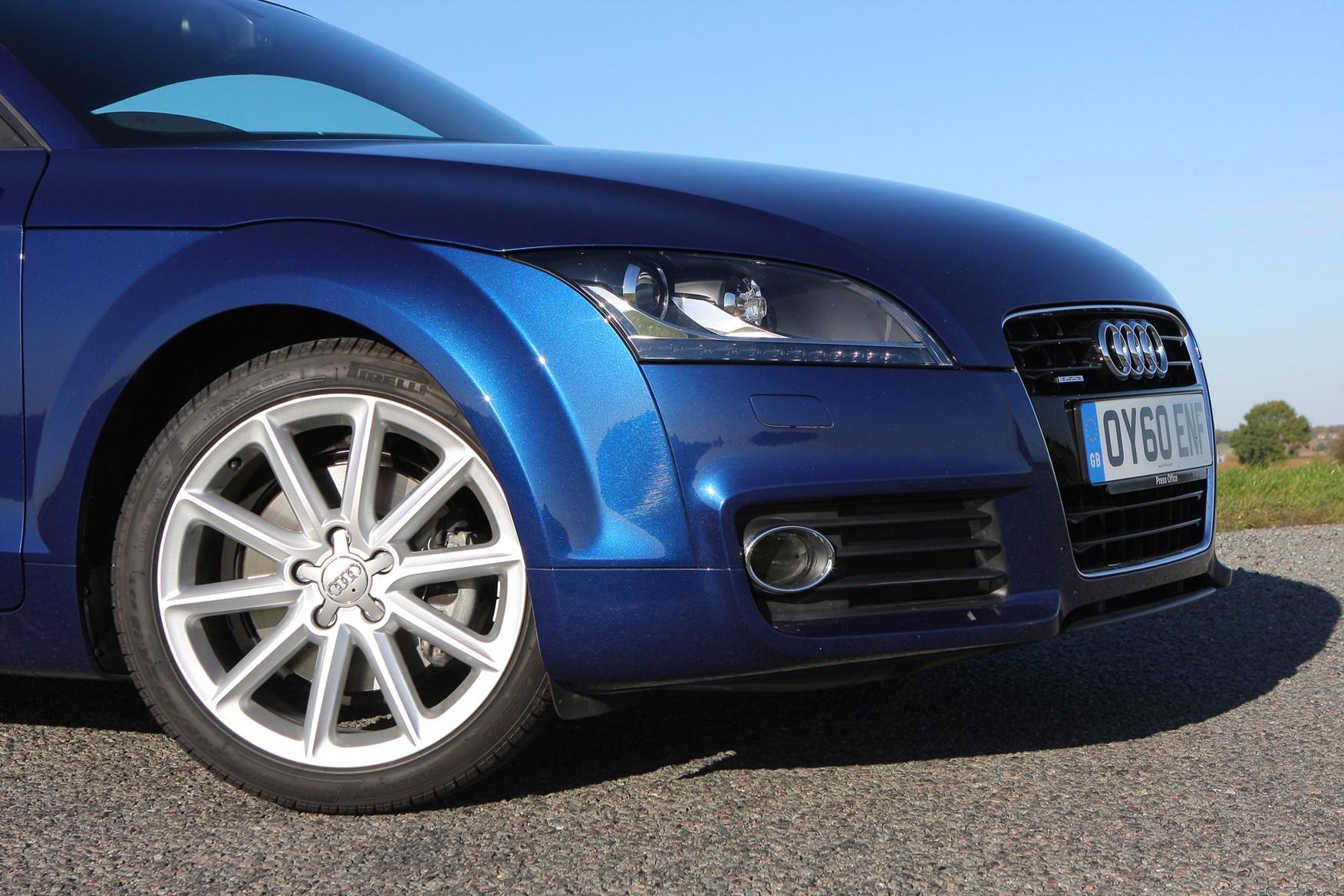 Audi Tt Coupé Review 2006 2014 Parkers