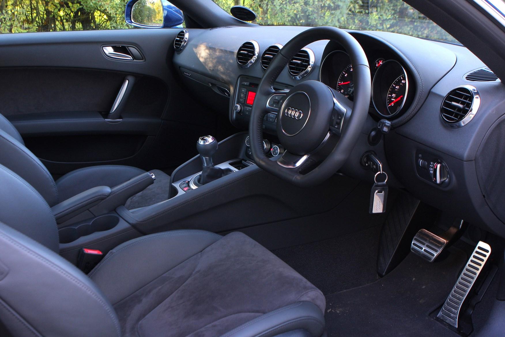 Audi Tt Coup Review 2006 2014 Parkers