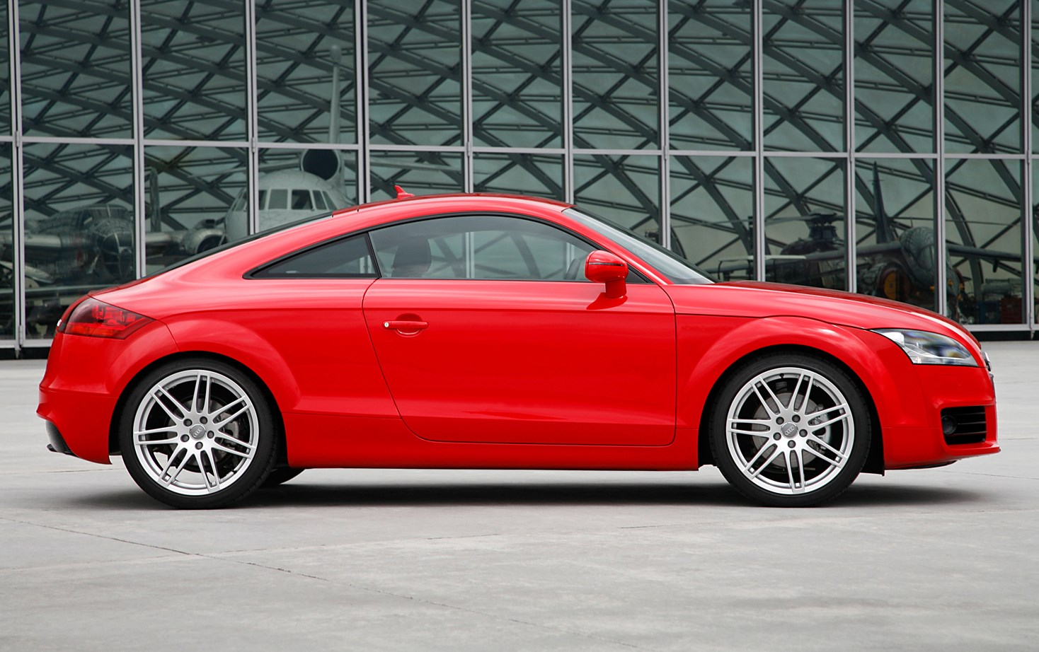 Audi TT Coupé Review (2006 - 2014) | Parkers
