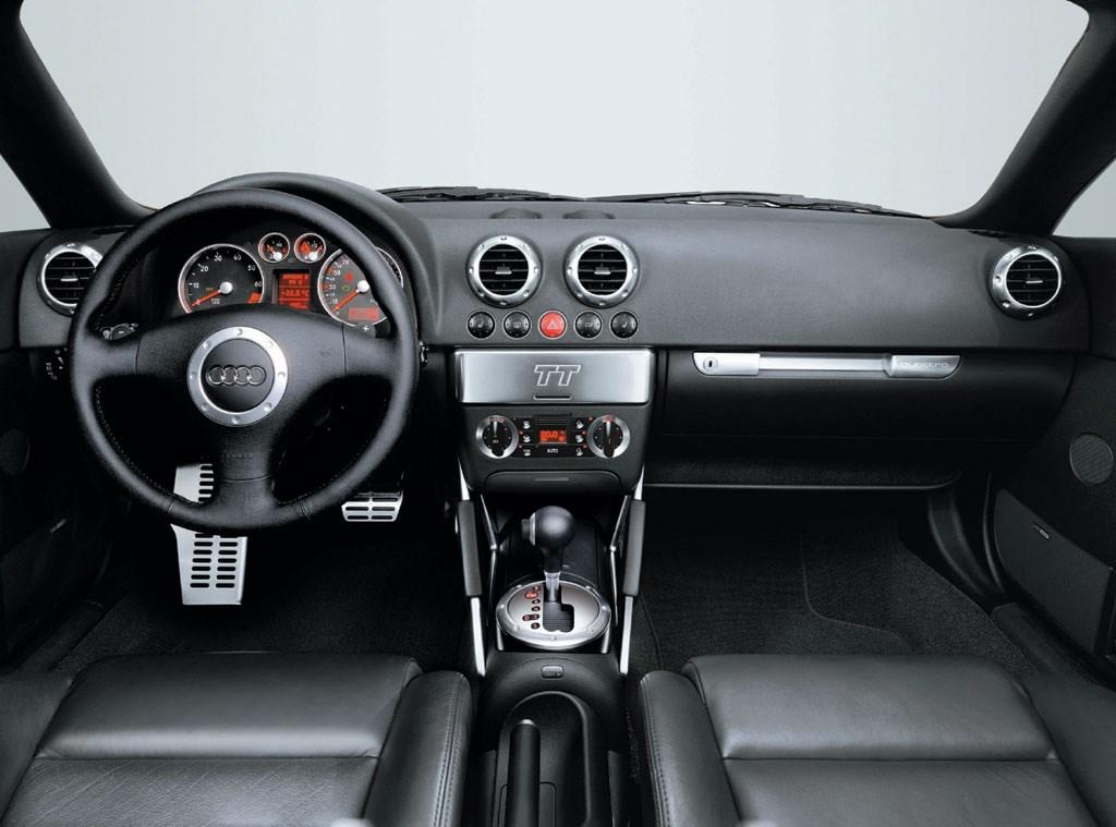 Audi TT Coupé Review Parkers - 2002 audi tt